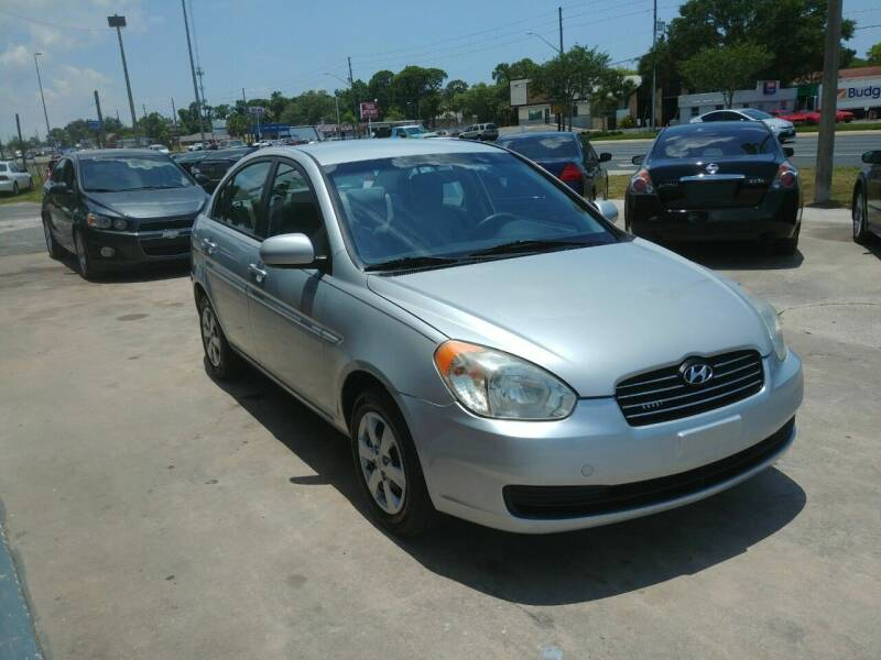 2010 Hyundai Accent for sale at QUALITY AUTO SALES OF FLORIDA in New Port Richey FL