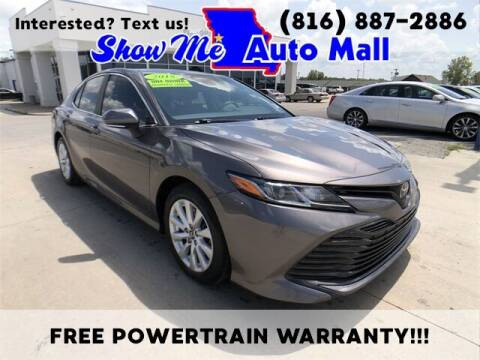 2018 Toyota Camry for sale at Show Me Auto Mall in Harrisonville MO