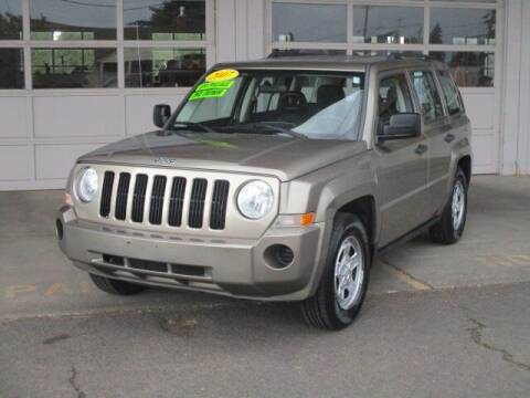 2008 Jeep Patriot for sale at Select Cars & Trucks Inc in Hubbard OR