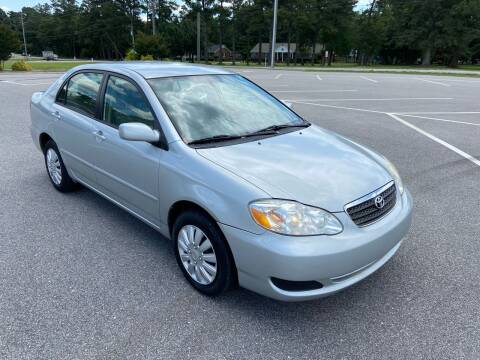 2009 Toyota Corolla for sale at Carprime Outlet LLC in Angier NC