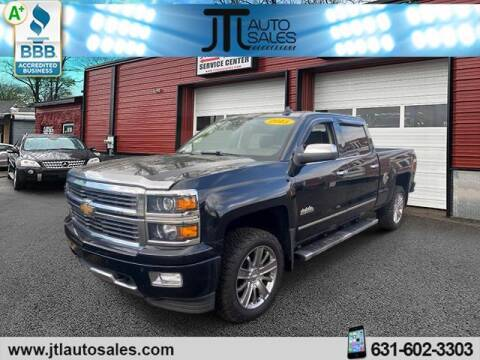 2015 Chevrolet Silverado 1500 for sale at JTL Auto Inc in Selden NY