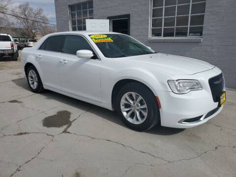 2015 Chrysler 300 for sale at CHURCHILL AUTO SALES in Fallon NV