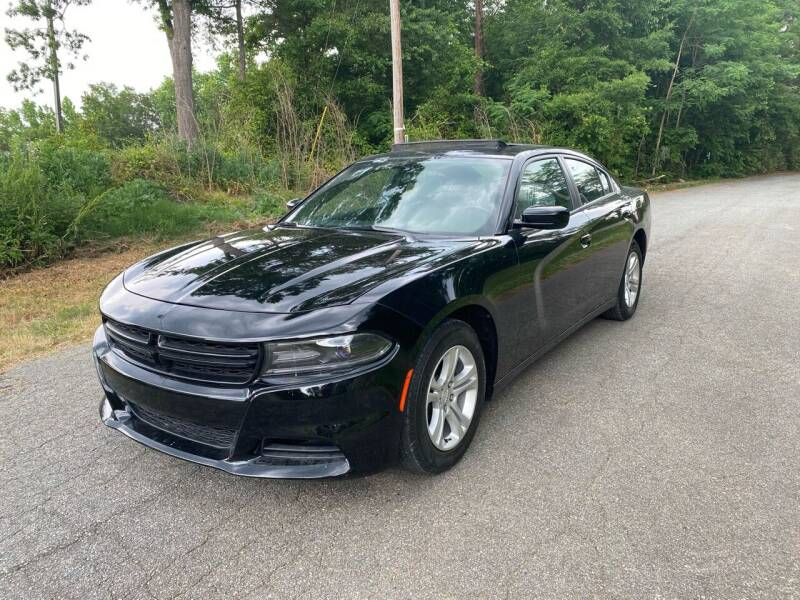 2019 Dodge Charger for sale at Speed Auto Mall in Greensboro NC