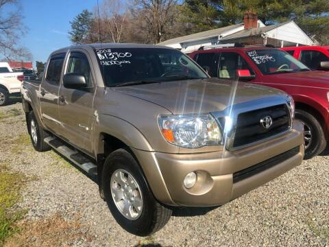 2008 Toyota Tacoma for sale at Venable & Son Auto Sales in Walnut Cove NC