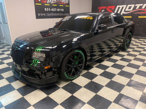 2010 Chrysler 300 for sale at T & S Motors in Ardmore TN