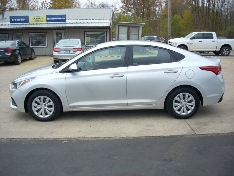 2020 Hyundai Accent for sale at H&L MOTORS, LLC in Warsaw IN