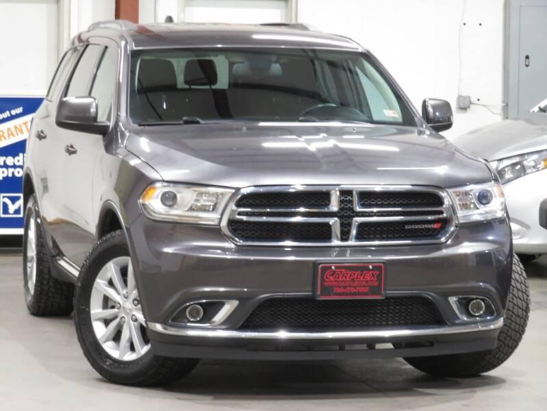 2014 Dodge Durango for sale at CarPlex in Manassas VA