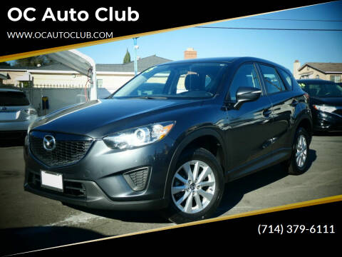 2015 Mazda CX-5 for sale at OC Auto Club in Midway City CA