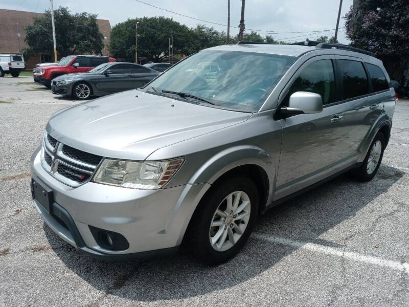 2015 Dodge Journey for sale at RICKY'S AUTOPLEX in San Antonio TX