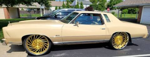1977 Chevrolet Monte Carlo for sale at Classic Car Deals in Cadillac MI