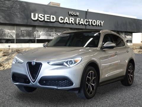 2018 Alfa Romeo Stelvio for sale at JOELSCARZ.COM in Flushing MI