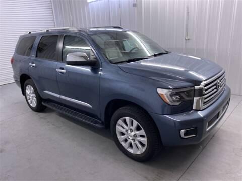 2018 Toyota Sequoia for sale at JOE BULLARD USED CARS in Mobile AL