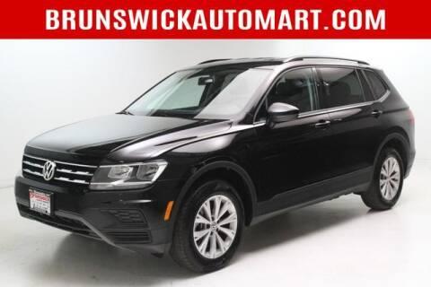 2019 Volkswagen Tiguan for sale at Brunswick Auto Mart in Brunswick OH