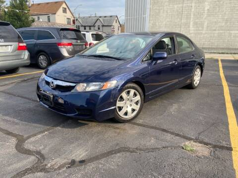 2011 Honda Civic for sale at Fine Auto Sales in Cudahy WI