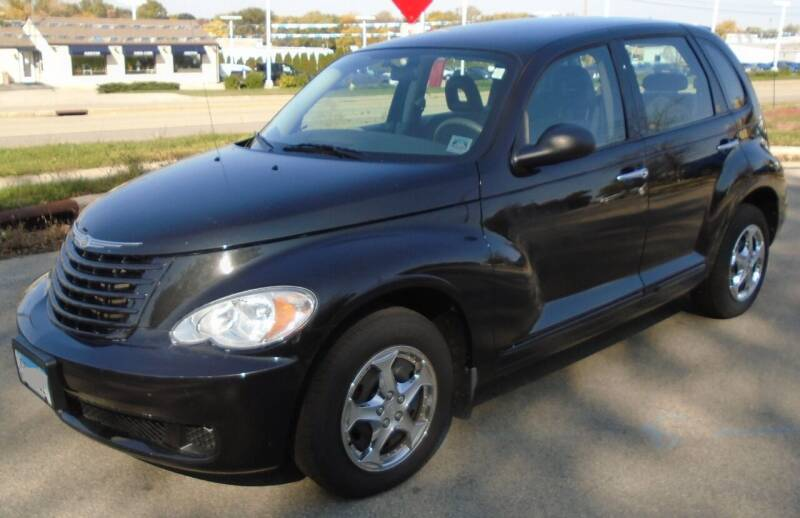 2008 Chrysler PT Cruiser for sale at Waukeshas Best Used Cars in Waukesha WI