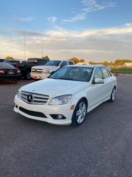 2010 Mercedes-Benz C-Class for sale at Broadway Auto Sales in South Sioux City NE