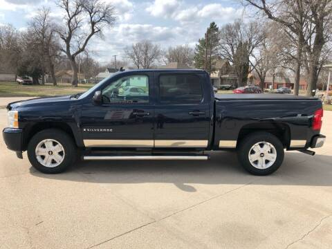 2008 Chevrolet Silverado 1500 for sale at Spady Used Cars in Holdrege NE
