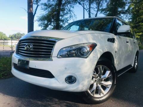 2014 Infiniti QX80 for sale at E-Z Auto Finance in Marietta GA