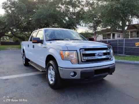 2014 Ford F-150 for sale at Start Auto Liquidation Center in Miramar FL
