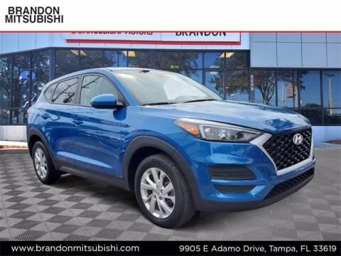 2019 Hyundai Tucson for sale at Brandon Mitsubishi in Tampa FL