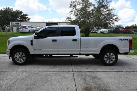 2019 Ford F-350 Super Duty for sale at Thurston Auto and RV Sales in Clermont FL