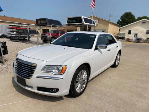 2012 Chrysler 300 for sale at Brown's Truck Accessories Inc in Forsyth IL