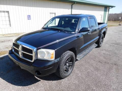 2007 Dodge Dakota for sale at WESTERN RESERVE AUTO SALES in Beloit OH