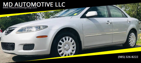 2006 Mazda MAZDA6 for sale at MD AUTOMOTIVE LLC in Slidell LA