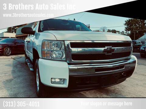 2011 Chevrolet Silverado 1500 for sale at 3 Brothers Auto Sales Inc in Detroit MI