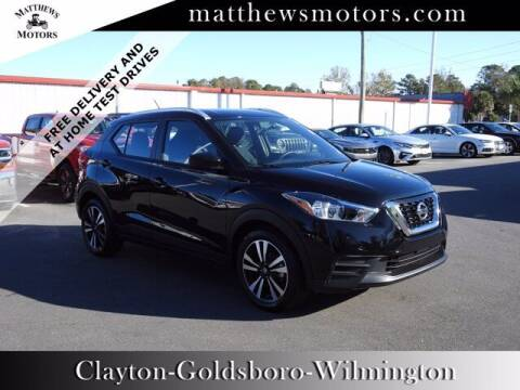 2019 Nissan Kicks for sale at Auto Finance of Raleigh in Raleigh NC