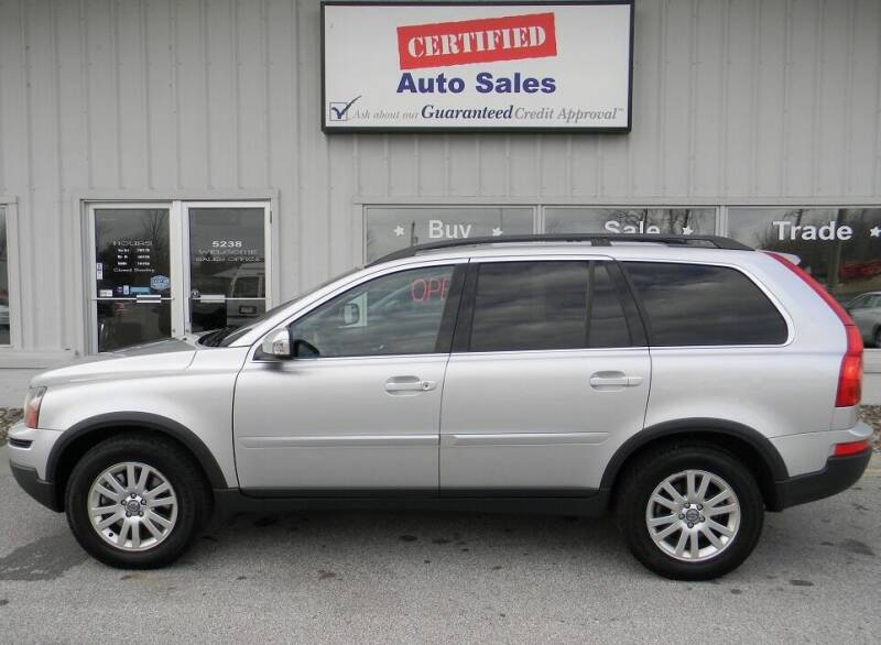 2008 Volvo XC90 for sale at Certified Auto Sales in Des Moines IA