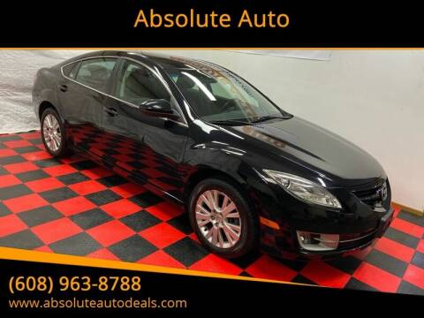 2010 Mazda MAZDA6 for sale at Absolute Auto in Baraboo WI