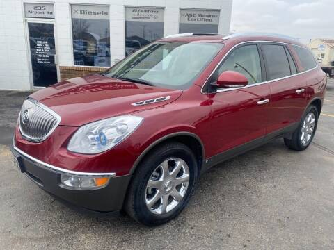 2010 Buick Enclave for sale at BISMAN AUTOWORX INC in Bismarck ND