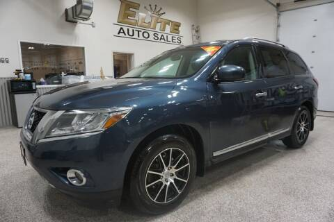 2016 Nissan Pathfinder for sale at Elite Auto Sales in Idaho Falls ID