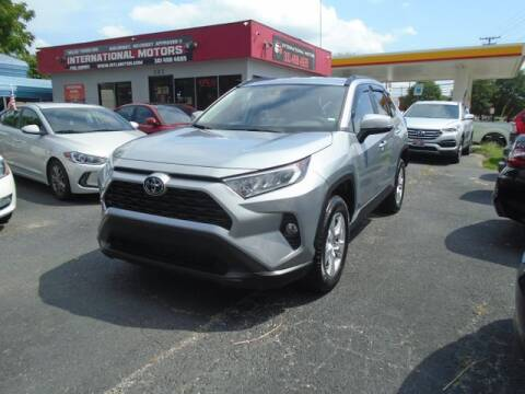 2020 Toyota RAV4 for sale at International Motors in Laurel MD