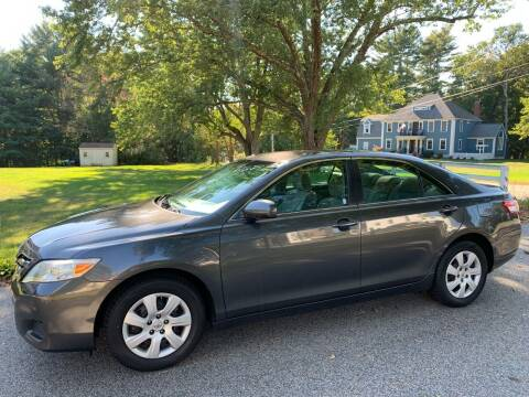 2010 Toyota Camry for sale at 41 Liberty Auto in Kingston MA
