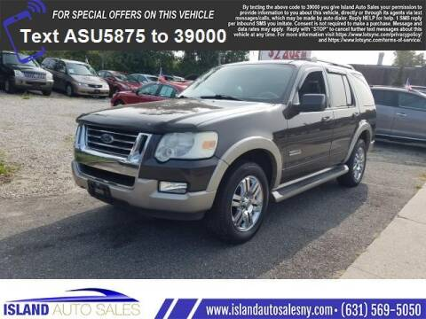 2006 Ford Explorer for sale at Island Auto Sales in E.Patchogue NY