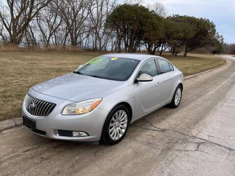2011 Buick Regal for sale at Aleid Auto Sales in Cudahy WI