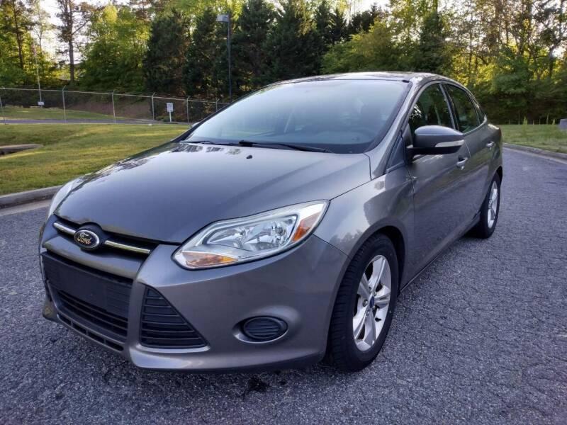 2014 Ford Focus for sale at Final Auto in Alpharetta GA