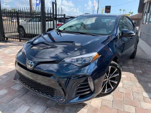 2019 Toyota Corolla for sale at Unique Motors of Tampa in Tampa FL