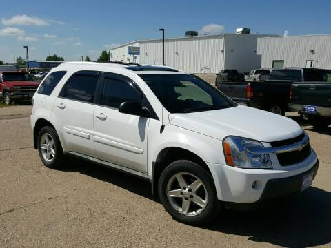 2005 Chevrolet Equinox for sale at Select Auto Sales in Devils Lake ND