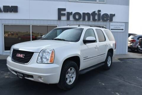 2014 GMC Yukon for sale at Frontier Motors Automotive, Inc. in Winner SD