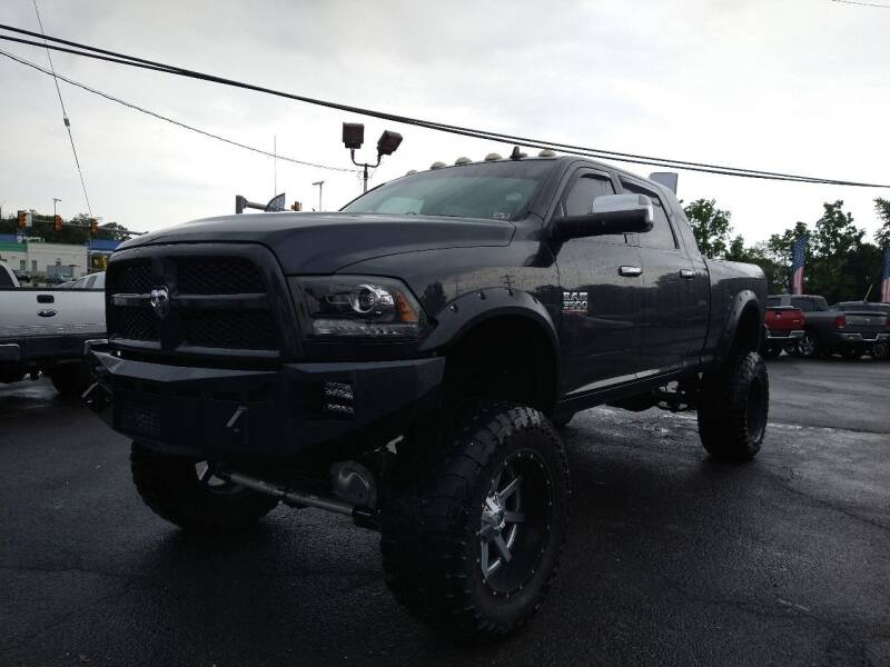 2015 RAM Ram Pickup 3500 for sale in Langhorne, PA