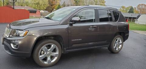 2015 Jeep Compass for sale at Superior Auto Sales in Miamisburg OH