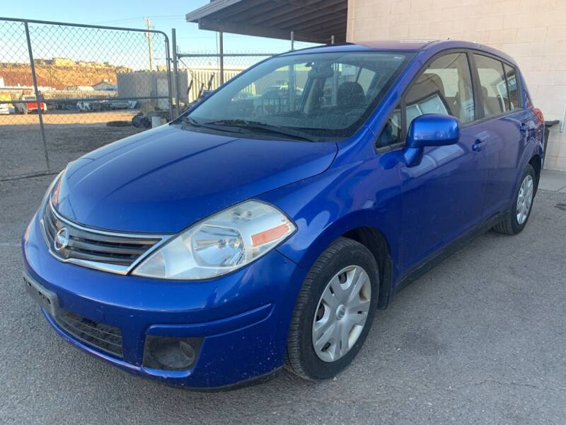 2010 Nissan Versa for sale at Car Works in Saint George UT