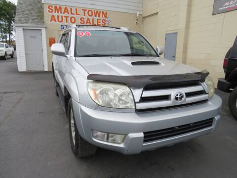 2004 Toyota 4Runner for sale at Small Town Auto Sales in Hazleton PA