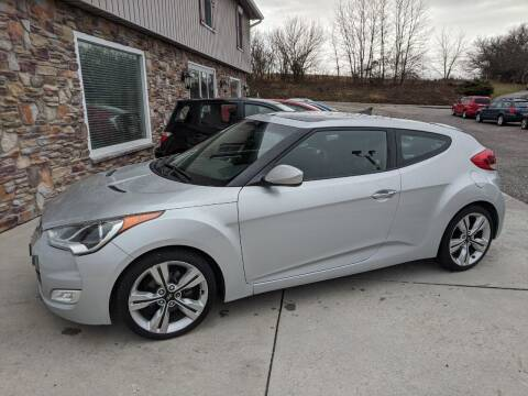 2012 Hyundai Veloster for sale at Cub Hill Motor Co in Stewartstown PA