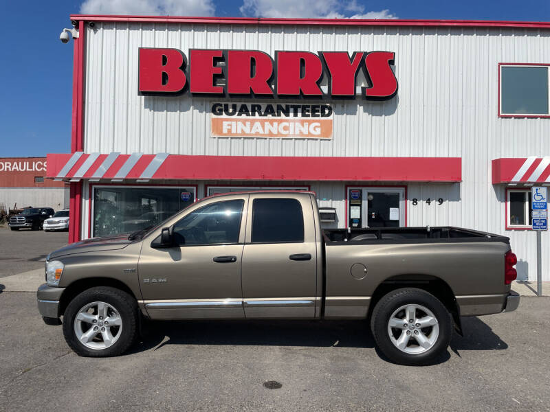 2008 Dodge Ram Pickup 1500 for sale at Berry's Cherries Auto in Billings MT