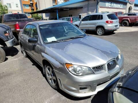 2006 Subaru Impreza for sale at ATLAS MOTORS INC in Salt Lake City UT