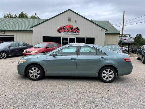 2011 Toyota Camry for sale at HP AUTO SALES in Berwick ME